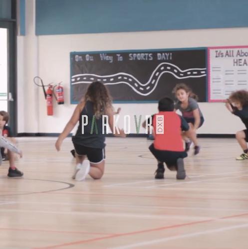 Parkour School Program