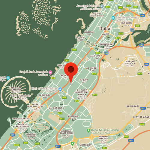 Locations 2 Parkour Dubai Abu Dhabi
