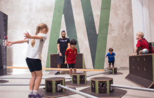 Kids Parkour Camp