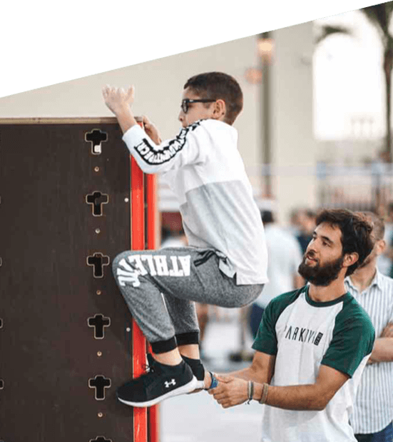 Parkour DXB School Shows