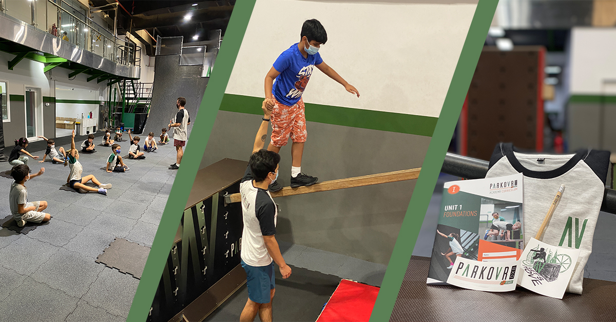 Introduction to the Parkour DXB Academy Curriculum